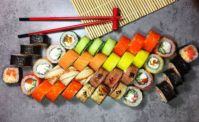 королевские суши