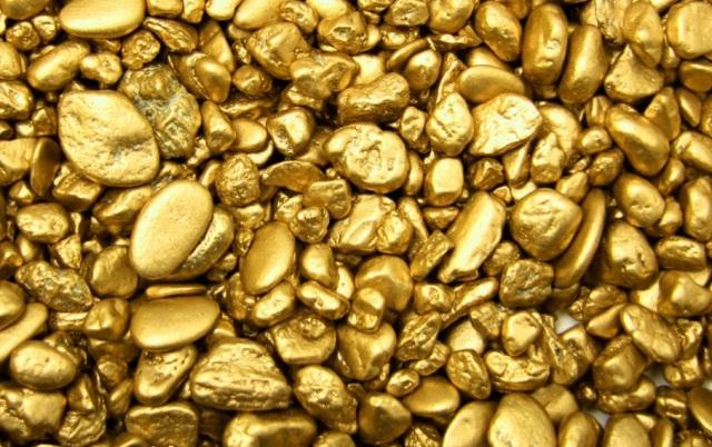 золотая крошка