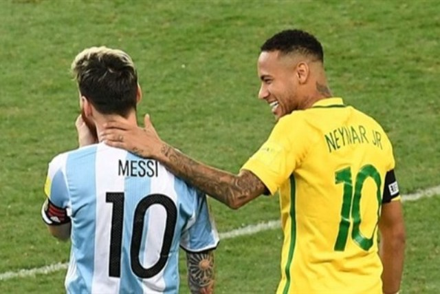 футболисты из Южной Америки