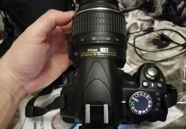 камера без штатива