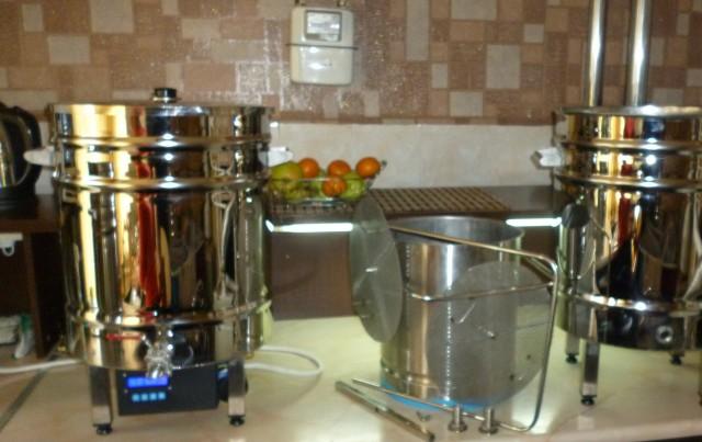 метод пивоварения на кухне