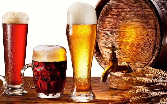 производство светлого пива