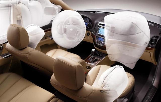 срабатывание Airbag