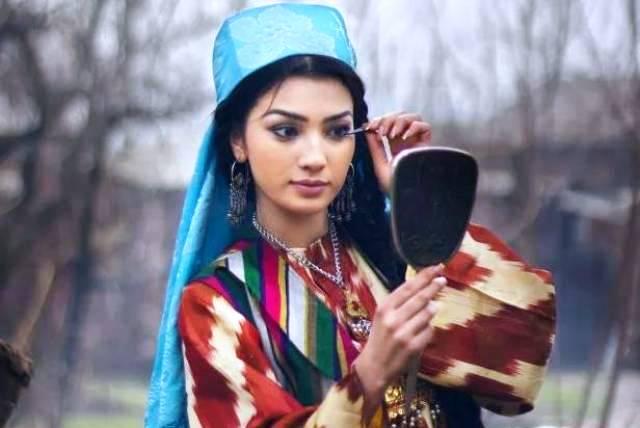 таджикская девушка