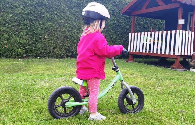 балансирующий велосипед для детей