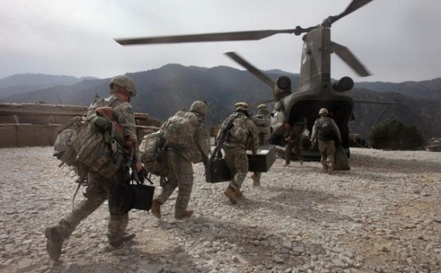 вывод американских войск