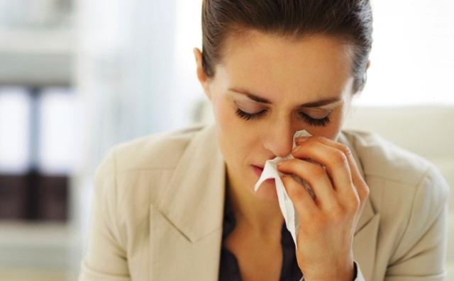 частые аллергические симптомы