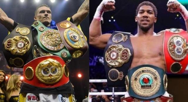 боксеры супер тяжелый вес