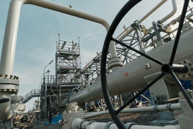 газопровод высокого давления