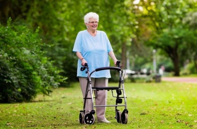 ходунки-роллаторы для пенсионеров