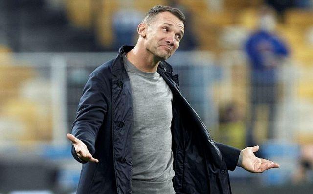 бывший тренер Украины