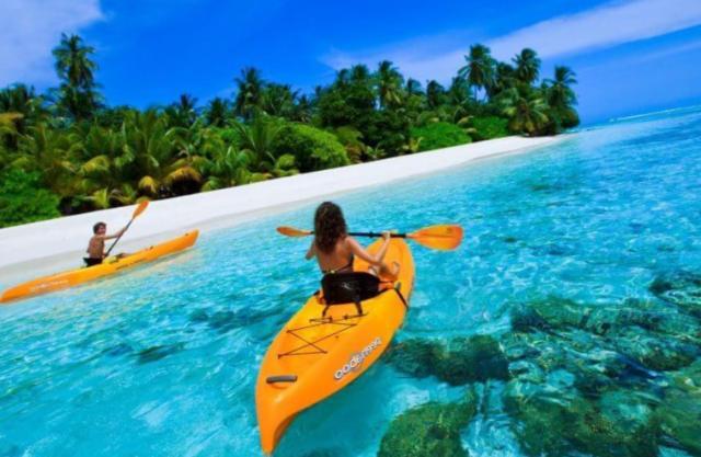 океанский курорт