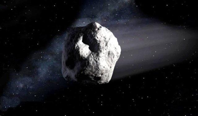 Дидимос - 800-метровый астероид