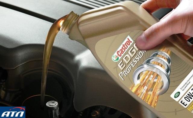 синтетическое масло для бензинового двигателя