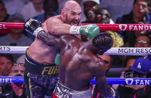 прямой правый в боксе