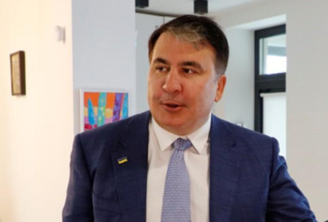 экс-президент Саакашвили